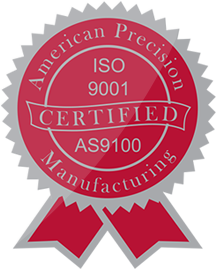 ISO Certified Manufacturing
